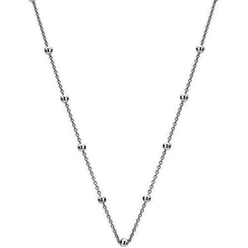 Hot Diamonds Stříbrný řetízek Emozioni Silver Cable with Ball Chain CH002 stříbro 925/1000