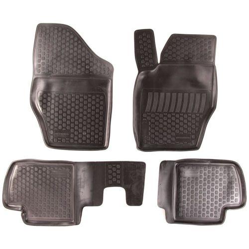 SIXTOL Gumové koberce Citroen C4 I Hatchback (LC) (04-10) (2D)