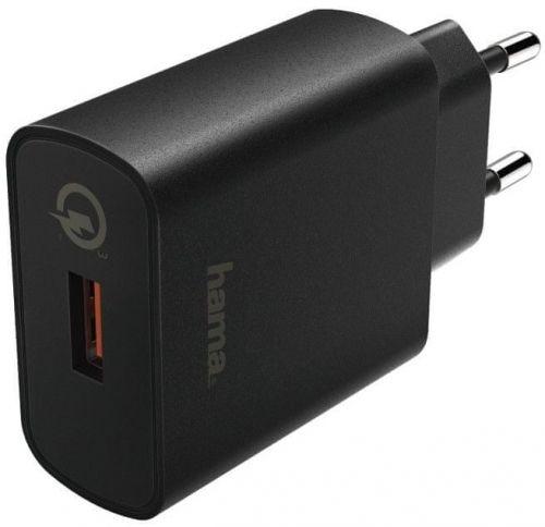 Hama Rychlá USB nabíječka Quick Charge 3.0, 19,5 W 178238
