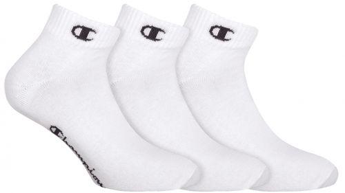 Champion kotníkové ponožky Y08QH ANKLE SOCKS LEGACY 3 ks bílá 35 - 38 cena od 249 Kč