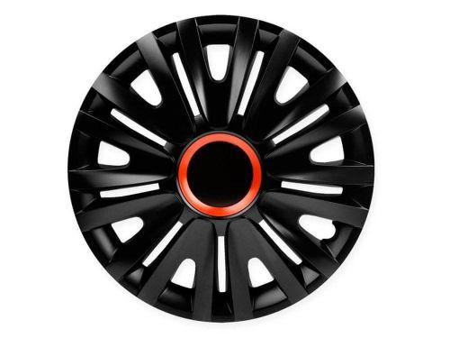 Versaco Poklice ROYAL 16 black/red ring