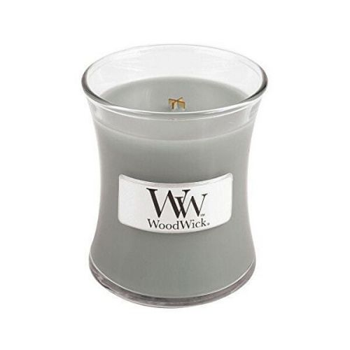 Woodwick Vonná svíčka váza Fireside 85 g