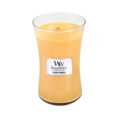 Woodwick Vonná svíčka váza Seaside Mimosa 609,5 g