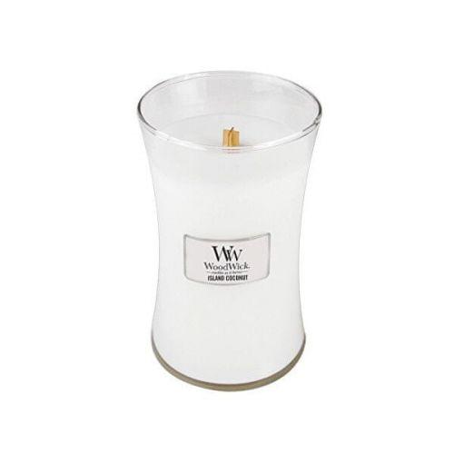 Woodwick Vonná svíčka váza Island Coconut 609,5 g