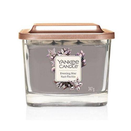 Yankee Candle Aromatická svíčka střední hranatá Evening Star 347 g