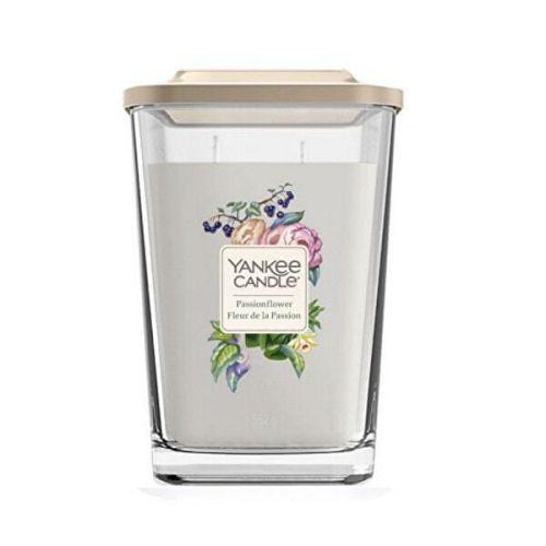 Yankee Candle Aromatická svíčka velká hranatá Passionflower 552 g