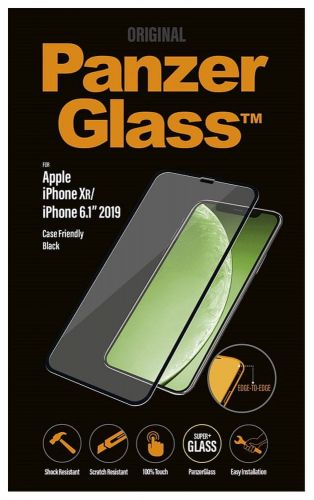 PanzerGlass Edge-to-Edge pro Apple iPhone Xr/11 černé, 2665