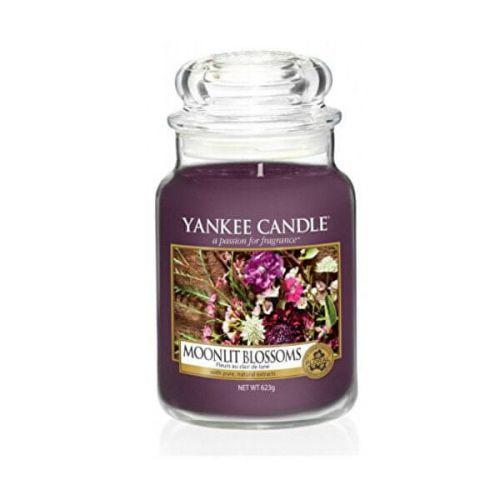 Yankee Candle Aromatická svíčka velká Moonlit Blossoms 623 g