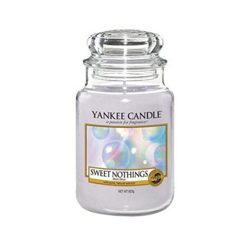 Yankee Candle Vonná svíčka velká Sweet Nothings 623 g