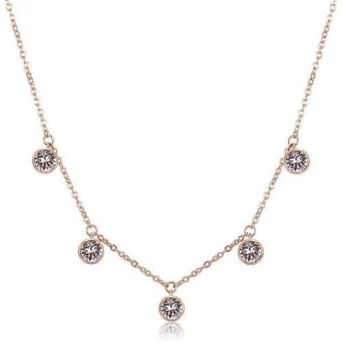 Brosway Třpytivý náhrdelník Symphonia BYM11
