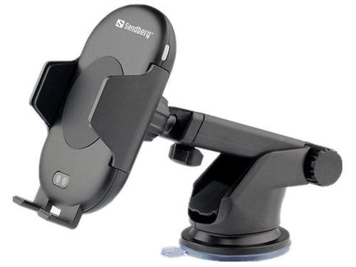 Sandberg In Car Wireless Charger IR avtomobilski brezžični polnilnik in nosilec, 10W