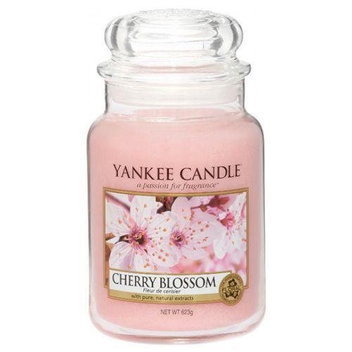 Yankee Candle Svíčka ve skleněné dóze , Třešňový květ, 623 g