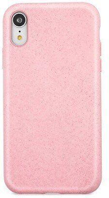 Forever Zadní kryt Bioio pro iPhone XS Max růžový, GSM093992
