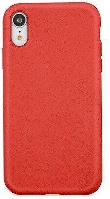 Forever Zadní kryt Bioio pro iPhone XS Max červený, GSM093982