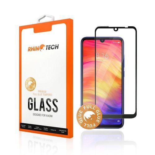 RhinoTech 2 Tvrzené ochranné 2.5D sklo pro Xiaomi Mi 9T (Full Glue) Black RTX018