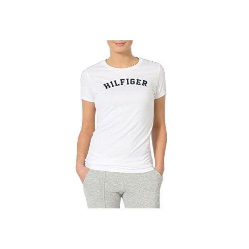 Tommy Hilfiger Dámské triko UW0UW00091-100 (Velikost XS)