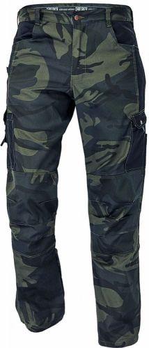 CRV Maskáčové kalhoty Crambe maskáčová S