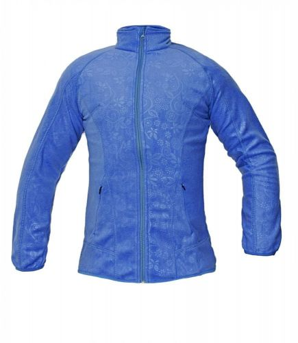 Cerva Dámská fleece mikina Yowie modrá XS cena od 656 Kč