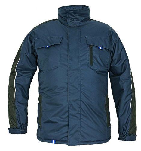 Cerva Pánská zimní bunda Rapa tmavě modrá L