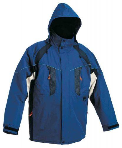Cerva Pánská zimná nepromokavá bunda Nyala modrá L