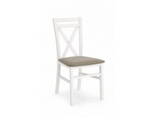 FORLIVING Jídelní židle Dariusz, bílá