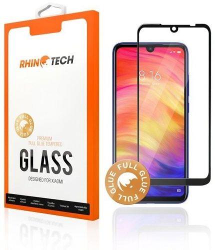 RhinoTech 2 Tvrzené ochranné 2.5D sklo pro Xiaomi Redmi Note 8 (Full Glue) RTX059, černá
