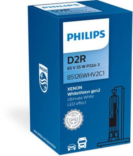 Philips Philips WhiteVision gen2 85126WHV2C1 D2R P32d-3 85V 35W
