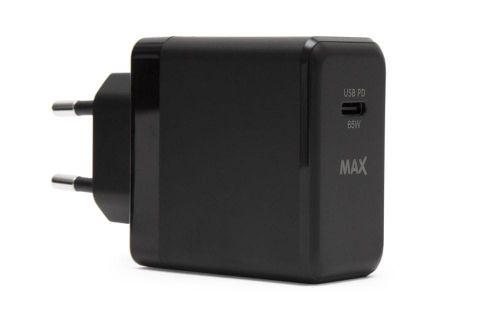 MAX Výkonná kompaktní USB-C nabíječka 60W