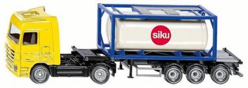 SIKU SIKU Super 1795 - Kamion s cisternou