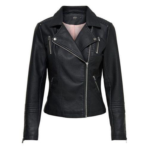 ONLY Dámská bunda ONLGEMMA 15153079 Black (Velikost 34)