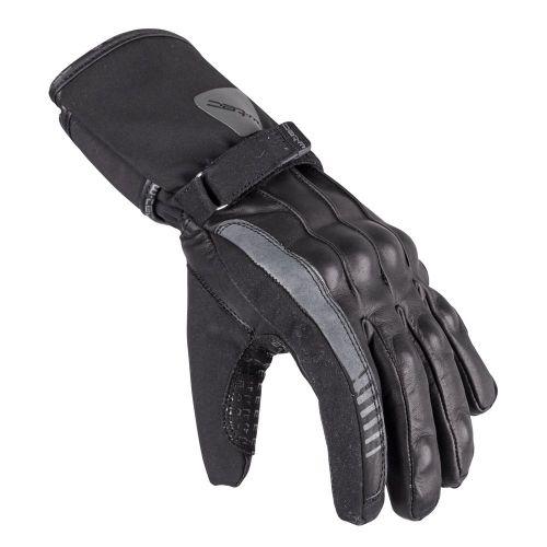 W-TEC Moto rukavice Heisman - barva černá, velikost S