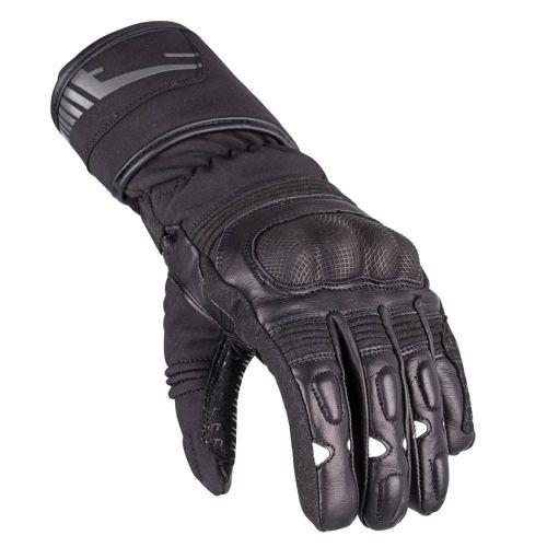 W-TEC Moto rukavice Eicman - barva černá, velikost S