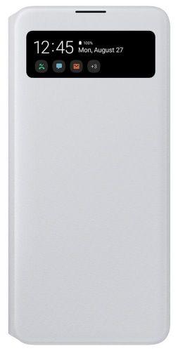 Samsung EF-EA715PW S View Wallet Galaxy A71, bílý