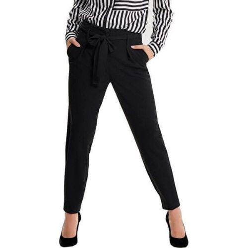 ONLY Dámské kalhoty ONLNICOLE 15160446 Black (Velikost 34/30)