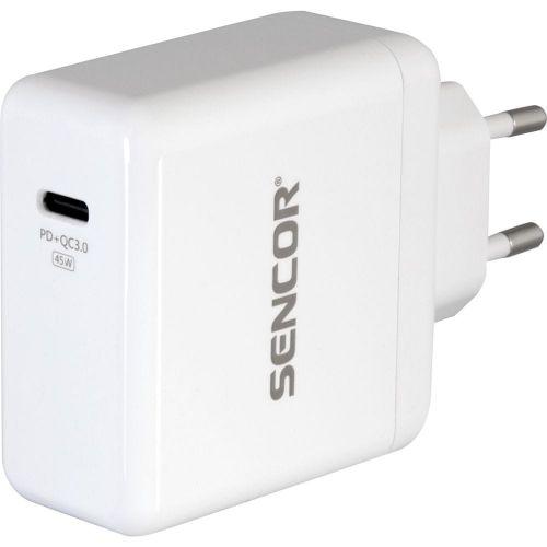 SENCOR SCH 670 PD Nabíječka 45 W USB-C