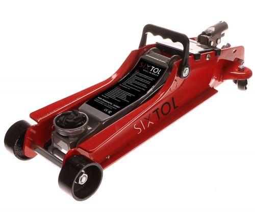 SIXTOL Pojízdný hydraulický zvedák 2,5t nízkoprofilový SX Jack 2,5T
