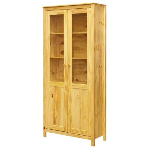 IDEA nábytek Vitrína 2 dveře TORINO