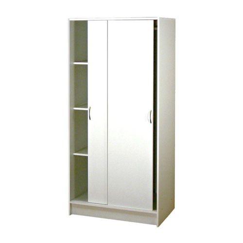 IDEA nábytek Skříň s posuvnými dveřmi 5223 bílá
