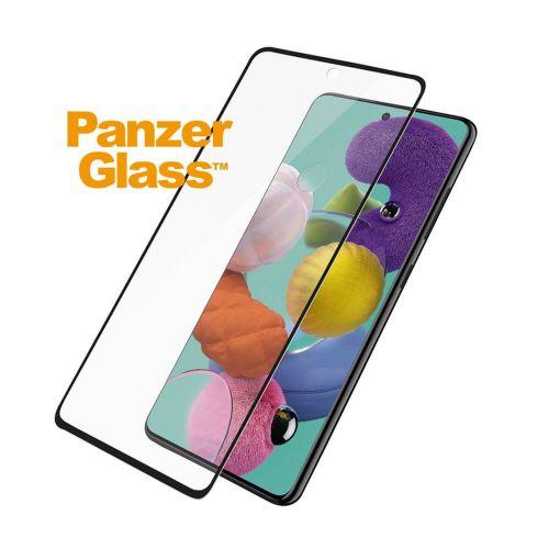 PanzerGlass Edge-to-Edge pro Samsung Galaxy A51 černé (7216)