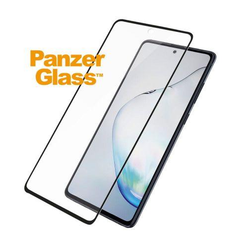 PanzerGlass Edge-to-Edge pro Samsung Galaxy Note 10 Lite, černé (7211)