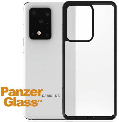 PanzerGlass ClearCase pro Samsung Galaxy S20 Ultra Black Edition 0240