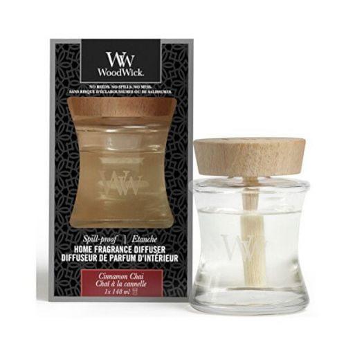 Woodwick Aroma difuzér Cinnamon Chai 148 ml