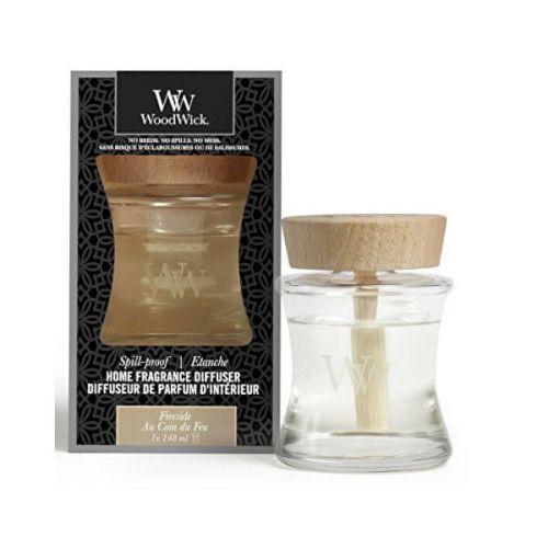 Woodwick Aroma difuzér Fireside 148 ml