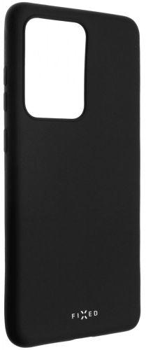 Fixed Zadní pogumovaný kryt Story pro Samsung Galaxy S20 Ultra FIXST-485-BK, černý