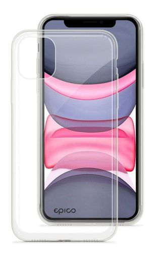 EPICO HERO CASE iPhone 11 - transparentní (42410101000004)