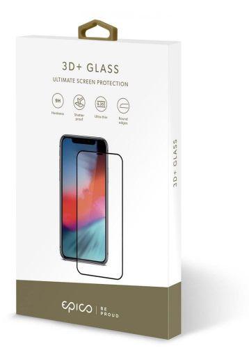 EPICO 3D+ GLASS iPhone X/Xs/11 Pro - černá (42312151300001)
