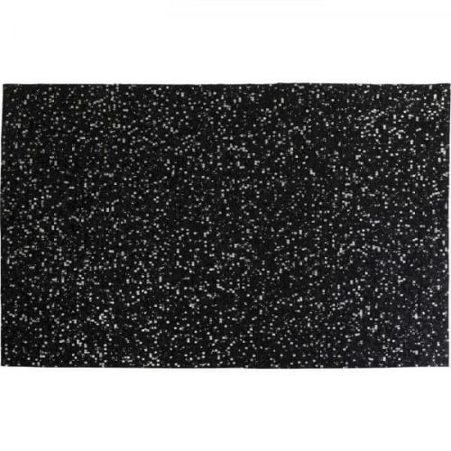 KARE Koberec Glorious Black 170x240cm