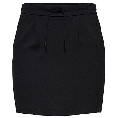 ONLY Dámská sukně ONLPOPTRASH 15132895 Black (Velikost XS)