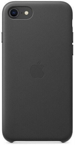 Apple iPhone SE 2020/7/8 Leather Case Black MXYM2ZM/A
