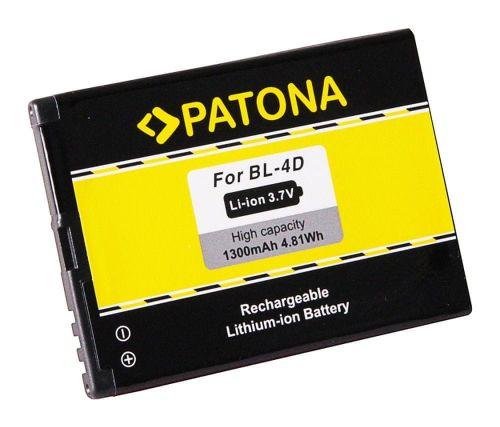 Immax Aku Nokia BL-4D 1300mAh 3,7V Li-Ion